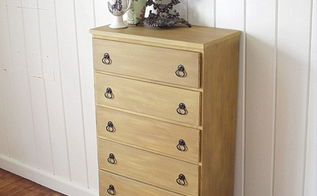 chalk paint yellow dresser, chalk paint, painted furniture, rustic furniture
