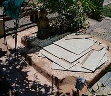 q advice on what to do with the pond, outdoor living, ponds water features