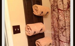 diy towel holders curated for hometalk, bathroom ideas, diy, how to, repurposing upcycling, storage ideas, woodworking projects