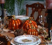 thanksgiving tablescape, seasonal holiday d cor, thanksgiving decorations