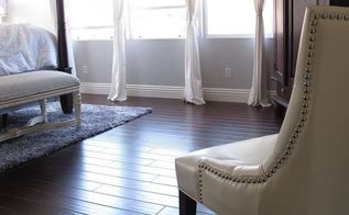 the best of 2012, home decor, master bedroom was updated with wood floors