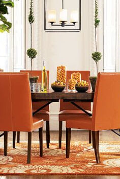 love orange there s more to love about this color than the hue, flowers, home decor
