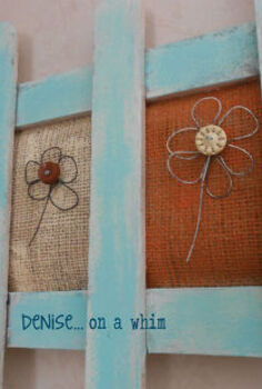 a charming picket fence project, crafts