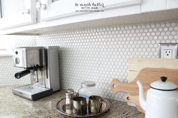 My Kitchen Style Home Decor Kitchen Design Honeycomb Tile