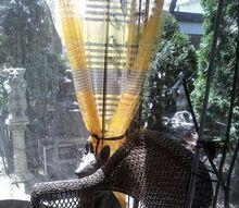 enjoy the rain in your gazebo, outdoor living