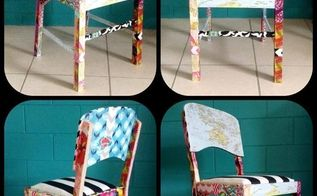 decoupage furniture, painted furniture, rustic furniture, The power of decoupage
