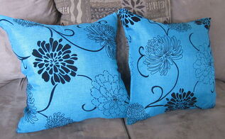 recycled plastic bag decor pillow, crafts, home decor, repurposing upcycling