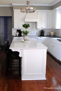 my kitchen remodel, home decor, home improvement, kitchen design, kitchen island, Our Dream Kitchen