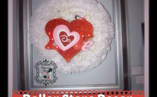 valentine s day dollar store decor, crafts, seasonal holiday decor, valentines day ideas, wreaths