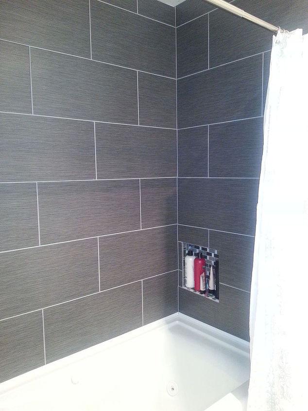 Small Master Bathroom Makeover Hometalk