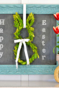 easy on the wallet easter decor, easter decorations, seasonal holiday d cor