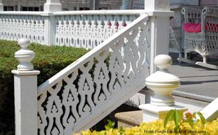 wood baluster designs for your front porch, curb appeal, woodworking projects