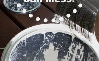 avoid a paint can mess, painting, Don t want a messy paint can Try our tip