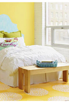 steal the look with stencils, home decor, painting