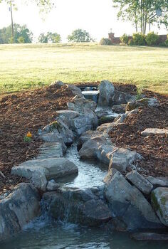 pond, gardening, outdoor living, ponds water features, Time to start landscaping