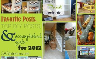 favorite posts top diy projects and accomplishments in 2012, home decor