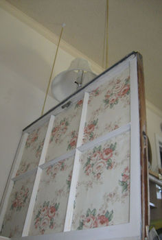 window divider, home decor, shabby chic