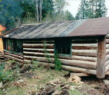 120 year old cabin restoration, diy renovations projects, remodeling