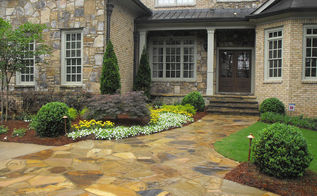 driveway problem solved, concrete masonry, landscape, outdoor living