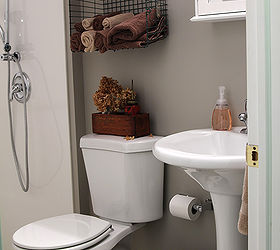 wheelchair accessible bathroom remodel with a touch of industrial decor bathroom ideas home decor