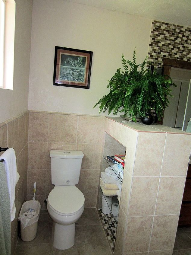 remodeling our 1970 s bathroom bathroom ideas home decor home improvement my - Bathroom Remodeling Books