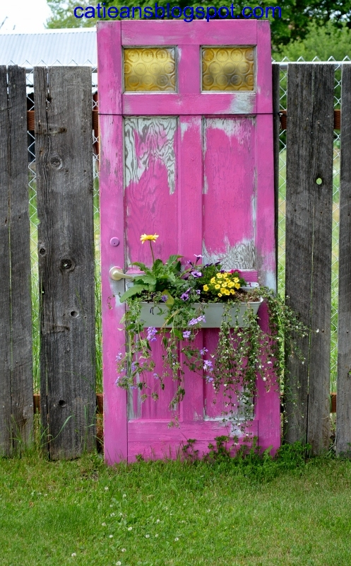 Reusing old doors hometalk for Reuse old wooden doors