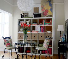 new dine in library, home decor, storage ideas