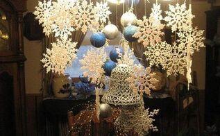 winterwonderland chandelier, lighting, seasonal holiday decor