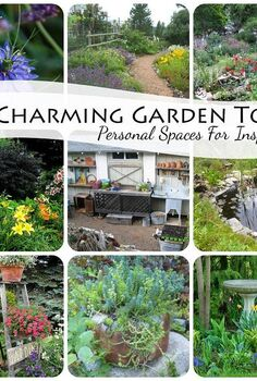 12 charming gardens personal spaces for inspiration, gardening, outdoor living, succulents, Tour 12 wonderful personal gardens