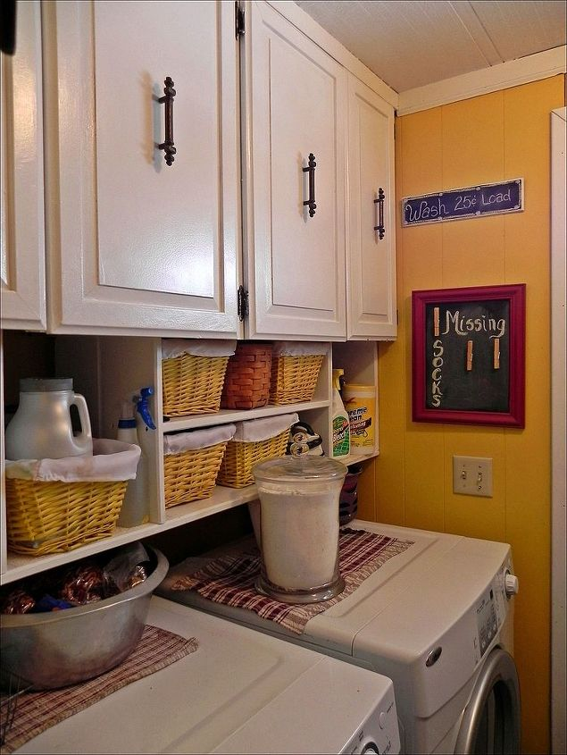 Makeover Of A Mobile Home Photo Heavy Post Diy Doors Home Decor