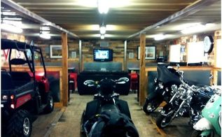 ultimate man cave diy from shipping containers, entertainment rec rooms, garages, repurposing upcycling