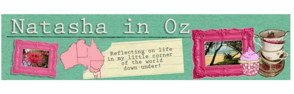 Natasha In Oz cover photo