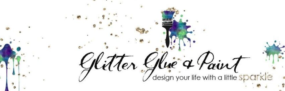 Denyse @ Glitter Glue and Paint cover photo