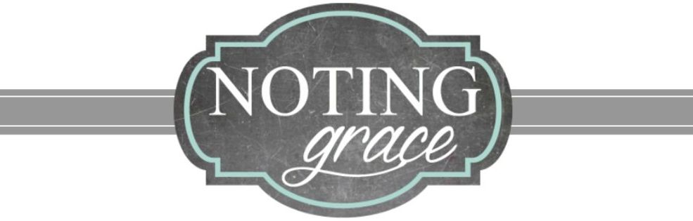 Noting Grace cover photo