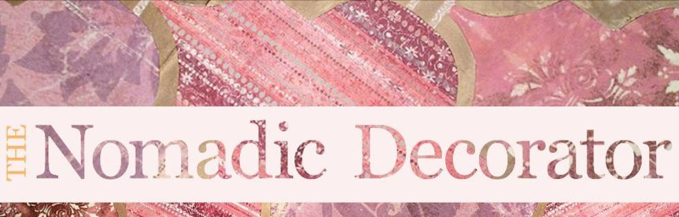 Deb @ NomadicDecorator.com cover photo