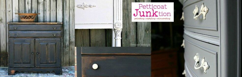 Kathy @ Petticoat Junktion cover photo