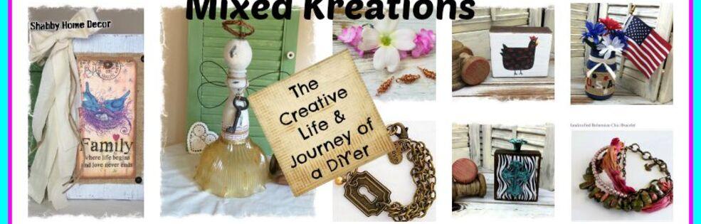Linda @ Mixed Kreations cover photo