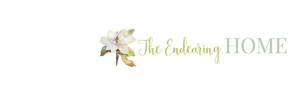 The Endearing Home cover photo