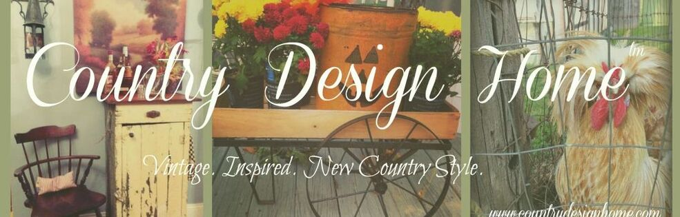 Sue@CountryDesignHome cover photo