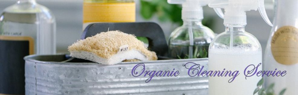 Organic Cleaning Services cover photo