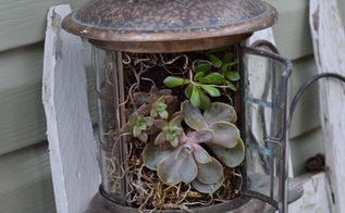 Repurpose an Old Toolbox Into a Planter for Succulents ...