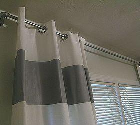 Diy Industrial Curtain Rods, Bathroom Ideas, Diy, Home Decor, Repurposing  Upcycling,