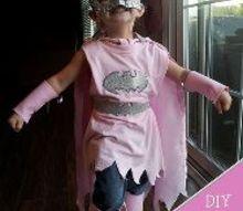 diy batgirl costume for under 15, crafts, DIY Batgirl costume