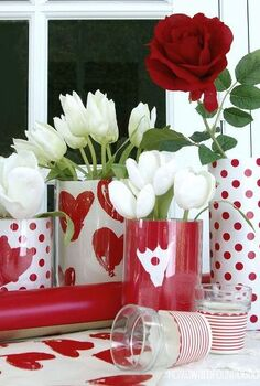 it s a wrap, crafts, flowers, seasonal holiday decor, valentines day ideas