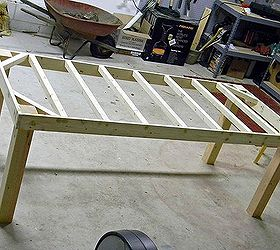 Handbuilt Farmhouse Table, Diy, Painted Furniture, Woodworking Projects,  DIY Farmhouse Table