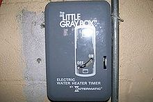 water heater timer, go green, hvac