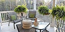 ready for summer back porch deck reveal, decks, outdoor living, porches