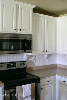 painted kitchen cabinets amp countertops, countertops, kitchen backsplash, kitchen cabinets, kitchen design, painting, Rustoleum Cabinet Transformations Rustoleum Countertops Transformations