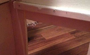 cat litter box solution, repurposing upcycling, woodworking projects