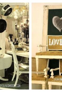 chalk it up to inspiration, chalk paint, chalkboard paint, crafts, doors, seasonal holiday decor, valentines day ideas, old door chalkboard paint half a table SMART